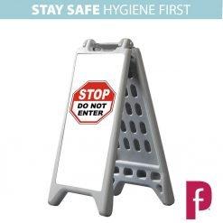 Waterbase Hygiene A Board