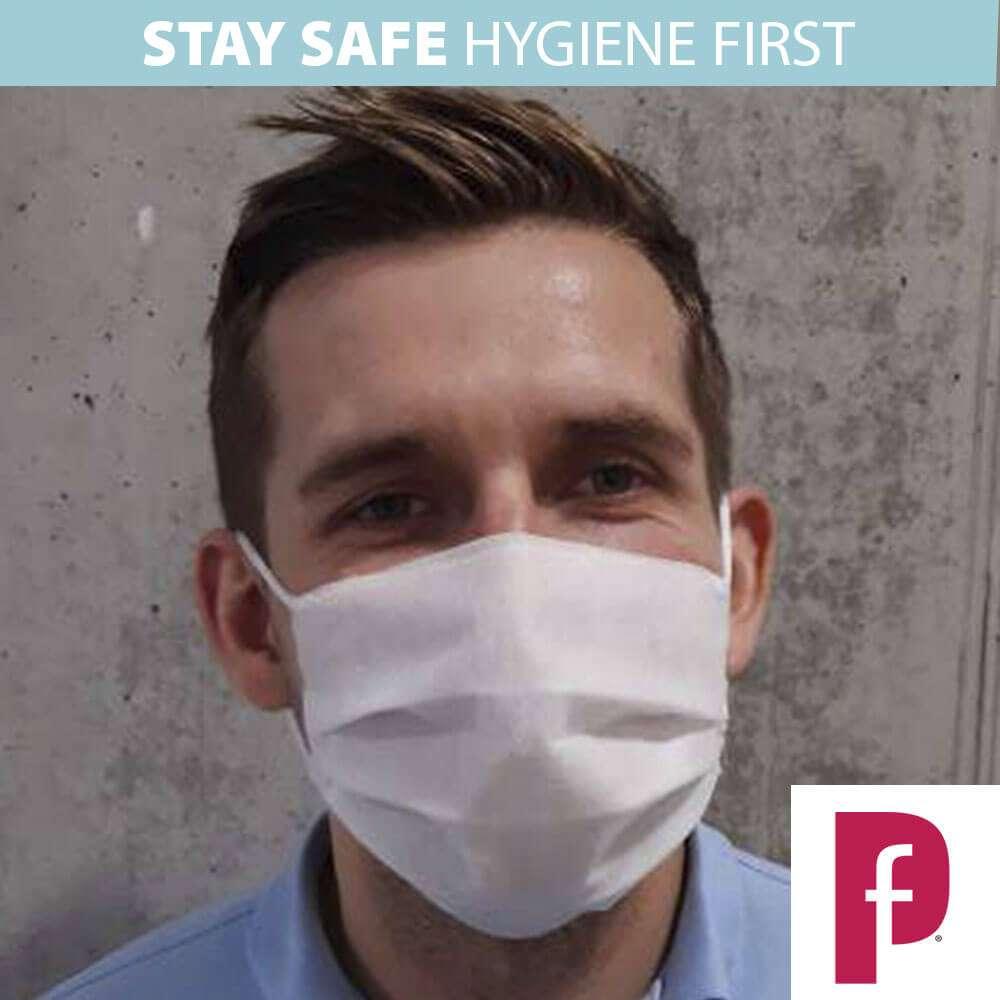 Basic Fabric Face Mask