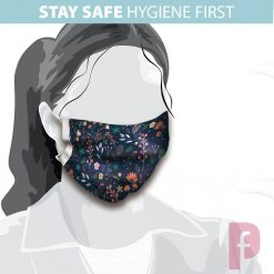 REUSABLE Breathable Masks – PLAIN or FULLY PRINTED