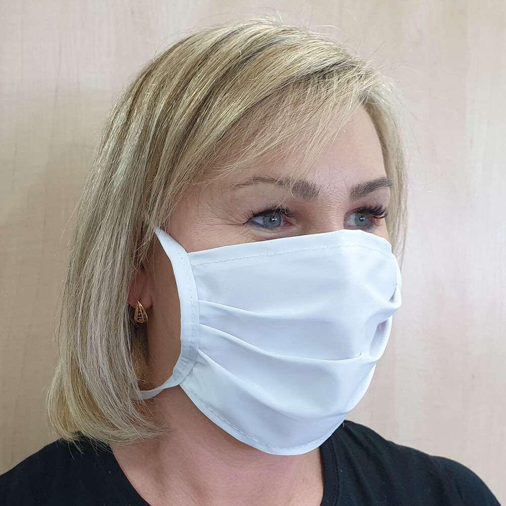 Breathable mask plain | Fantasy Prints