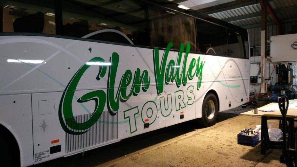 Glen Valley Bus Livery | Fantasy Prints
