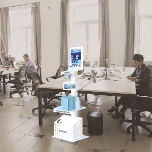 Hand Sandiser Premium Office Use2