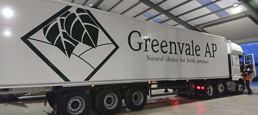 Lorry Graphics and Livery