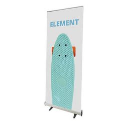 Recycled Roller Banner Stands
