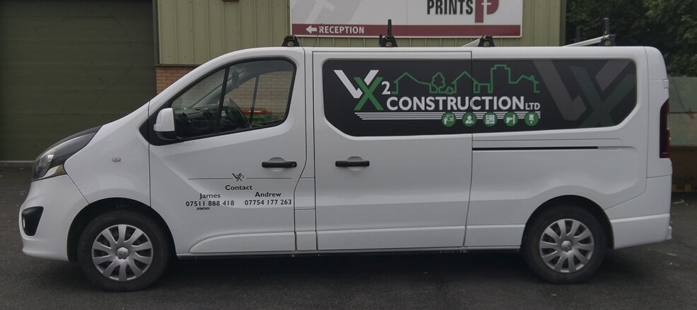 Van Graphics and Livery
