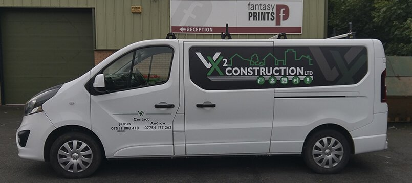 Vehicle Graphics and Livery