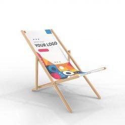 Personalised Printed Deckchair