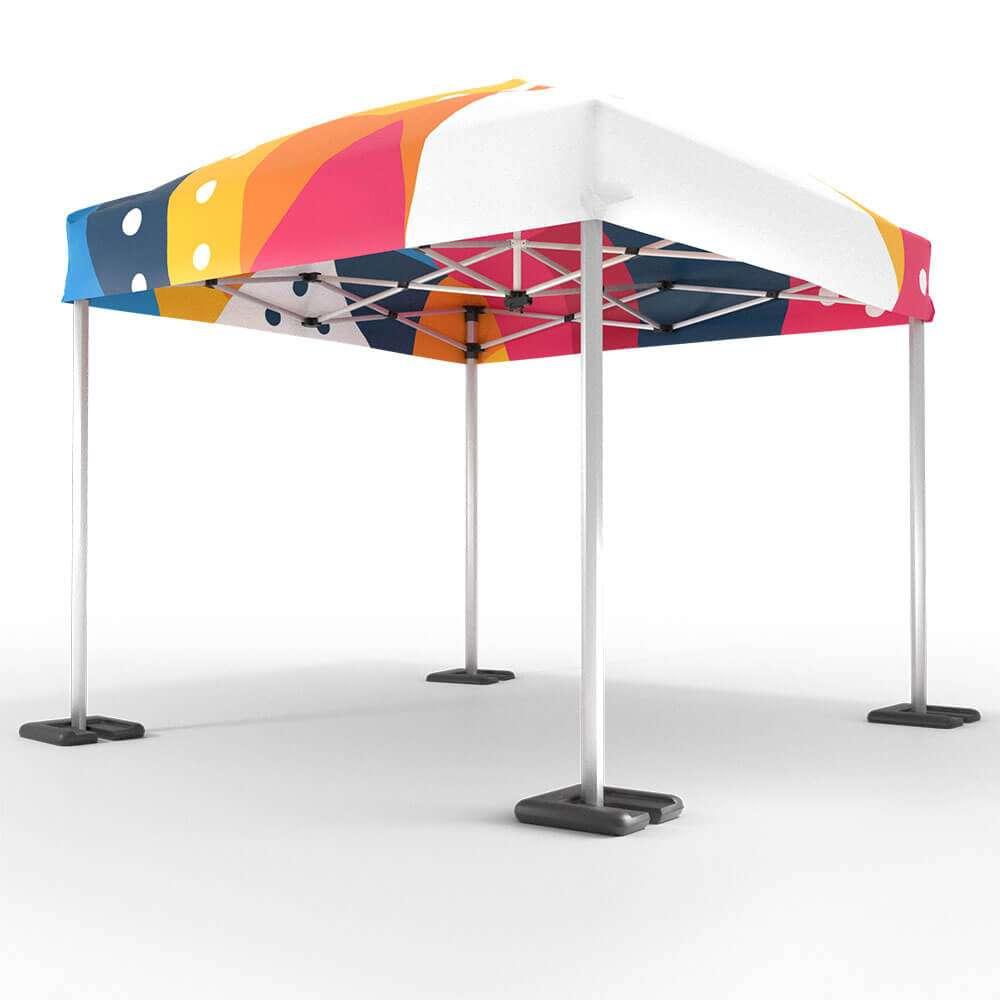 Personalised Printed Tent