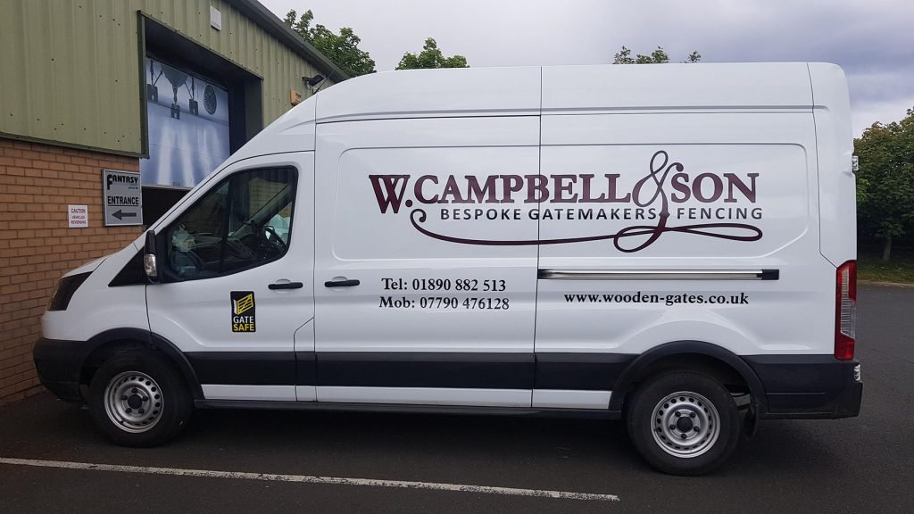 W Campbell Son Van3 | Fantasy Prints