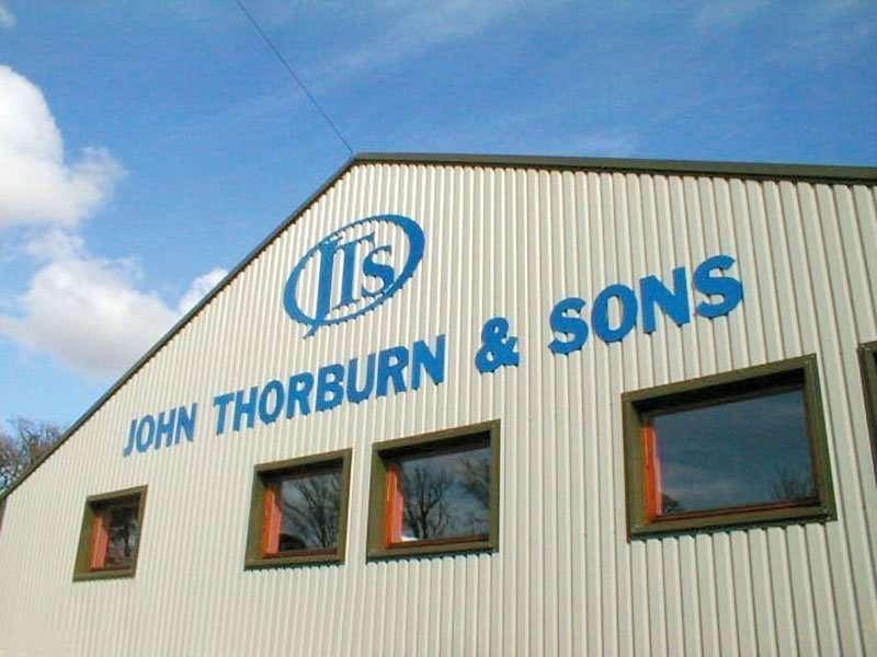 John Thorburn & Sons Sign