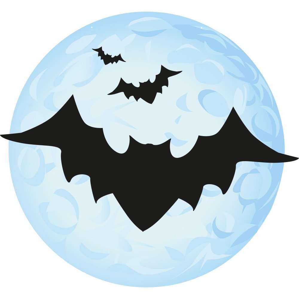 Bat Hanging Sign