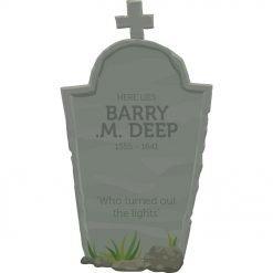 Gravestone 1 - Barry