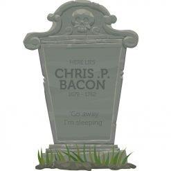 Gravestone 3 - Chris