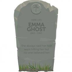 Gravestone 4 - Emma