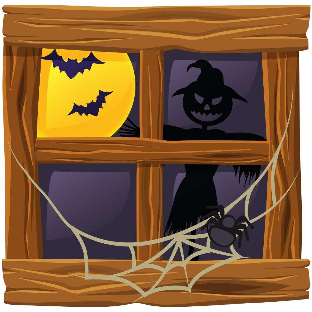 Window Scarecrow | Fantasy Prints