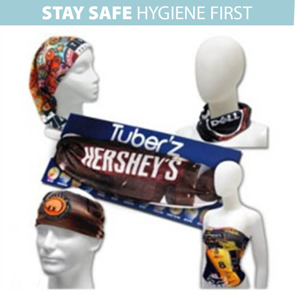 Printed Face Cover Snoods
