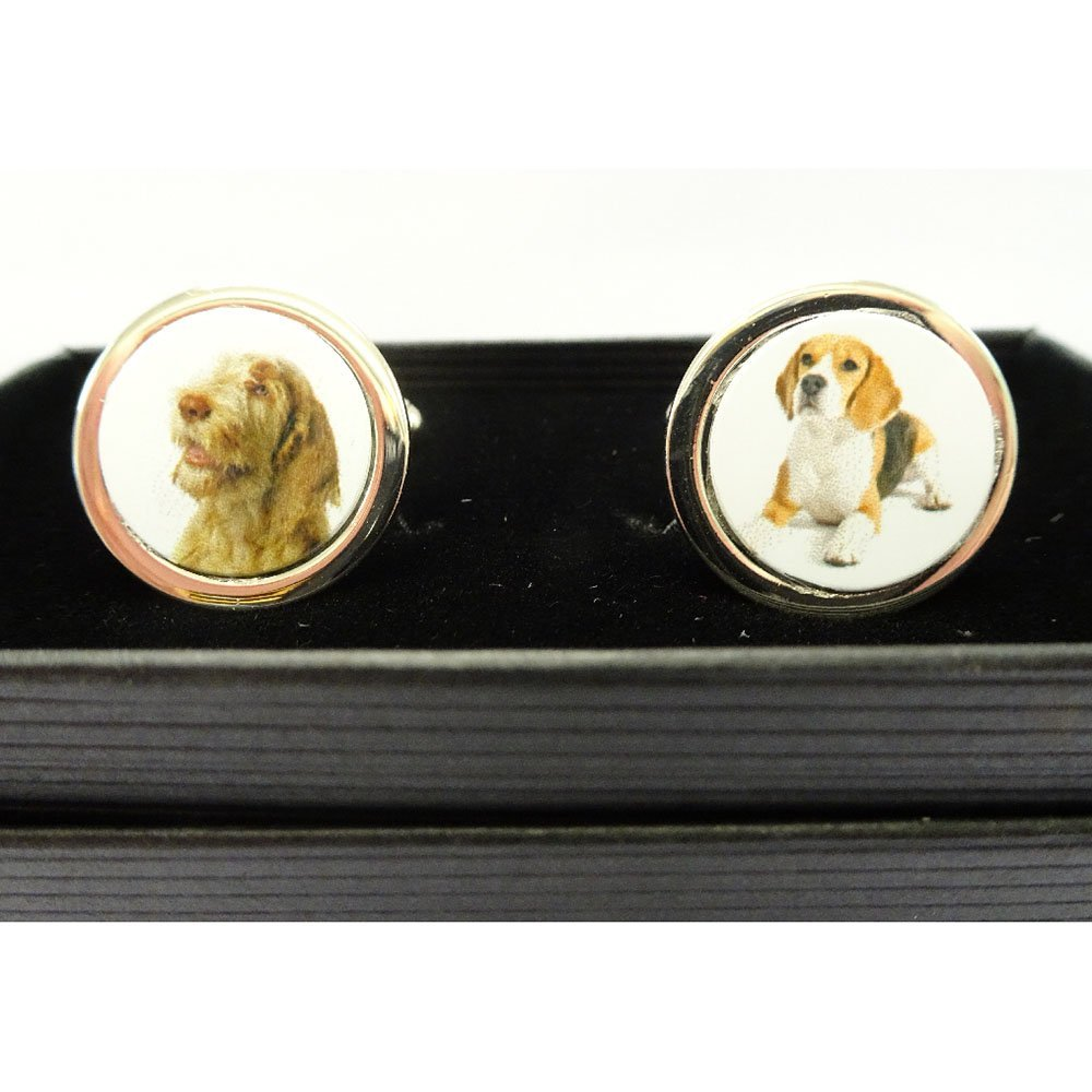 Personalised Cuff Links with Presentation | Fantasy Prints