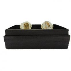 Personalised Cuff Links with Presentation Box