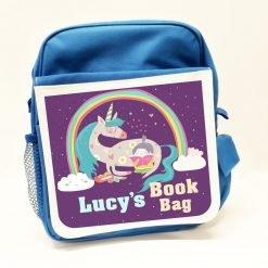 Personalised Printed Childrens Rucksack