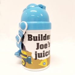 Personalised Printed Childs Plastic Drinks Bottle